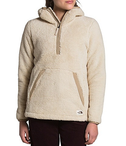 The North Face Campshire Fleece Long Sleeve Pullover Hoodie 2.0