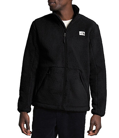 The North Face Campshire Full Zip Sherpa Fleece Jacket