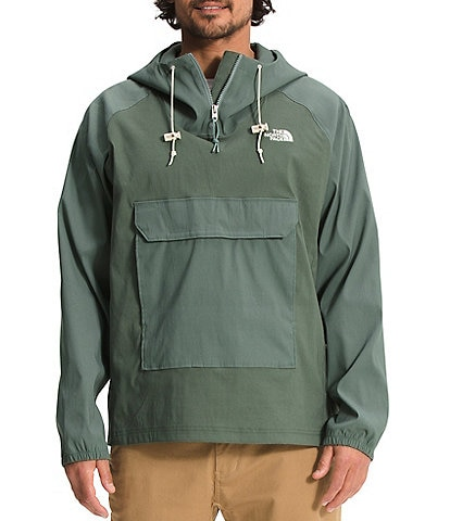The North Face Class V Long-Sleeve Pullover Hooded Anorak