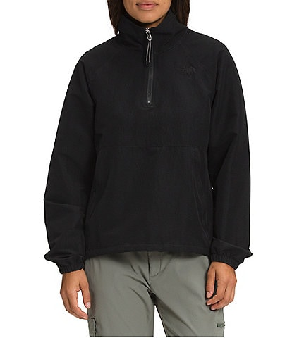 The North Face Class V Pullover Wind & Water Resistant Packable Anorak Jacket