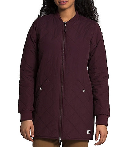 The North Face Cuchillo Sherpa Fleece Lined Zip Front Parka