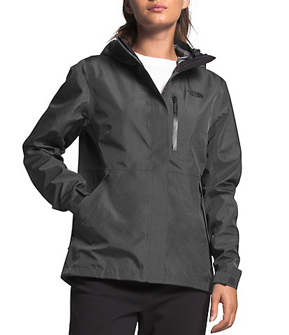The North Face Dryzzle FUTURELIGHT™ Long Sleeve Lightweight Hooded Jacket