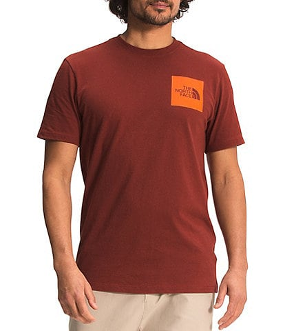 The North Face Fine Short-Sleeve Jersey Tee