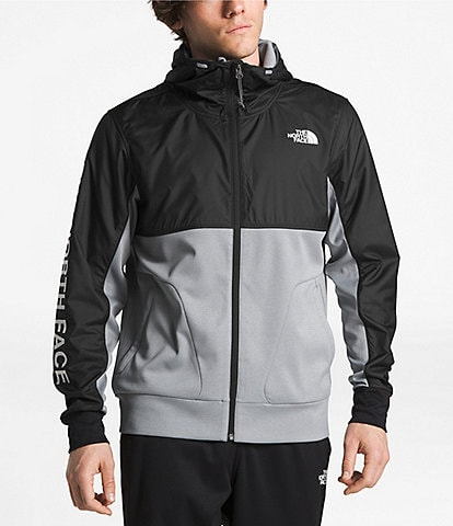 The North Face Fleece Train N Logo Overlay Jacket