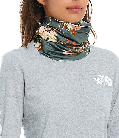 The North Face Floral Print Dipsea Cover It Neck Gaiter