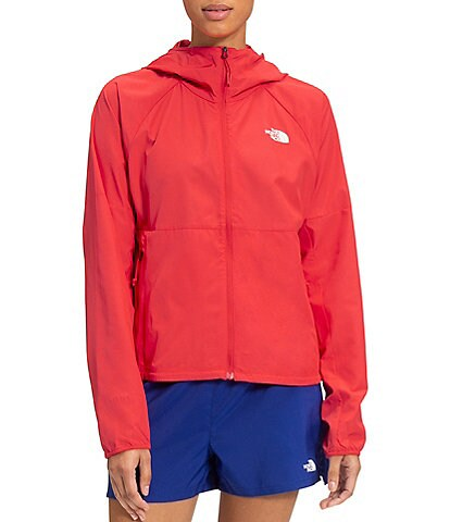 The North Face Flyweight Hoodie Long Sleeve Jacket