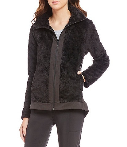 The North Face Furry Fleece Full Zip Jacket