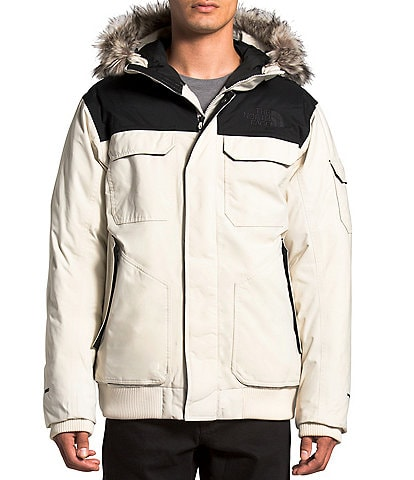 The North Face Gotham Faux Fur Hood Trim Jacket III