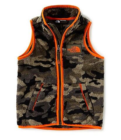 b8ae5c3f631e The North Face Little Boys 2T-6 Camo Print Campshire Vest