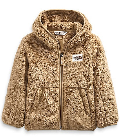 The North Face Little Boys 2T-6T Campshire Sherpa Fleece Hoodie