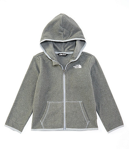 The North Face Little Boys 2T-6T Glacier Full-Zip Front Hoodie