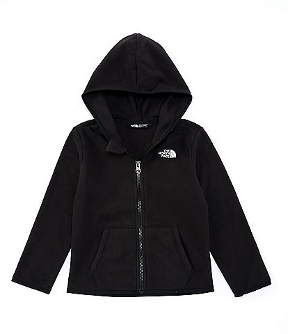 The North Face Little Boys 2T-6T Glacier Full-Zip Pill-Resistant Hoodie