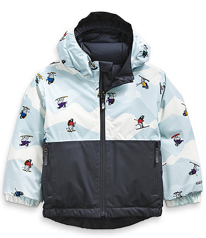The North Face Little Boys 2T-6T Snowquest Insulated Snow Ski Jacket