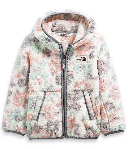 The North Face Little Girls 2T-6T Campshire Long-Sleeve Hooded Jacket