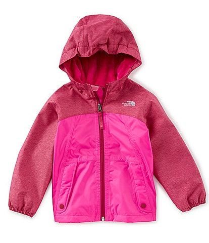 The North Face Little Girls 2T-6T Color Block Warm Storm Jacket