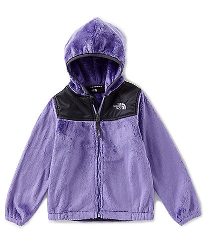 The North Face Little Girls 2T-6T Long-Sleeve OSO Hoodie Jacket