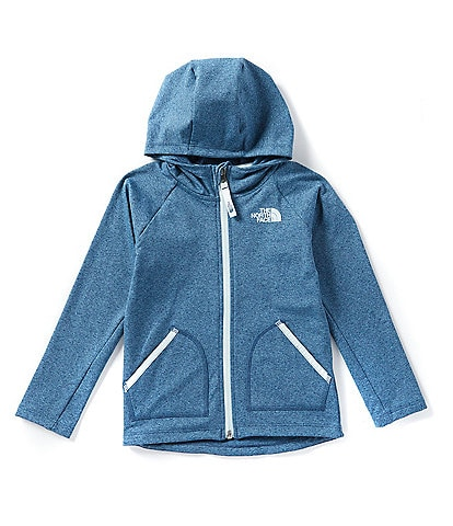 The North Face Little Girls 2T-6T Pamilia Full Zip Hoodie
