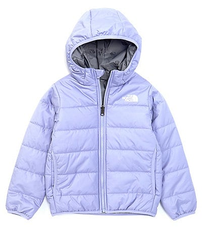 The North Face Little Girls 2T-6T Reversible Perrito Jacket
