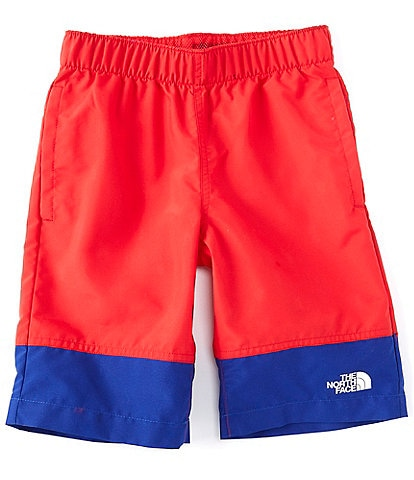 The North Face Little/Big Boys 5-20 Colorblock Class V Water Shorts