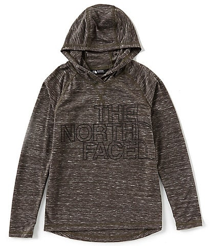 The North Face Little/Big Boys 5-20 Long-Sleeve Tee Hoodie