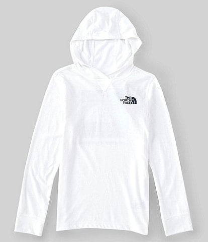 The North Face Little/Big Boys 5-20 Long-Sleeve Tri-Blend Elevate Hoodie