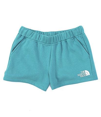 The North Face Little/Big Girls 5-18 Camp Fleece Shorts