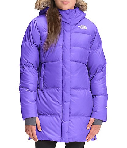 The North Face Little/Big Girls 5-18 Dealio Fitted Parka
