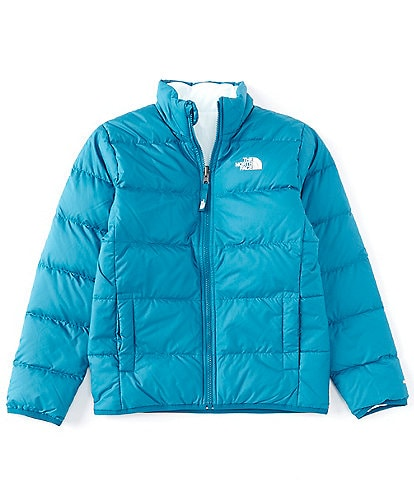 The North Face Little/Big Girls 5-18 Long Sleeve Reversible Andes Snow Ski Jacket