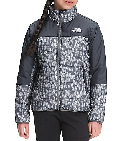 The North Face Little/Big Girls 5-18 Printed Hydrenaline Insulated Jacket