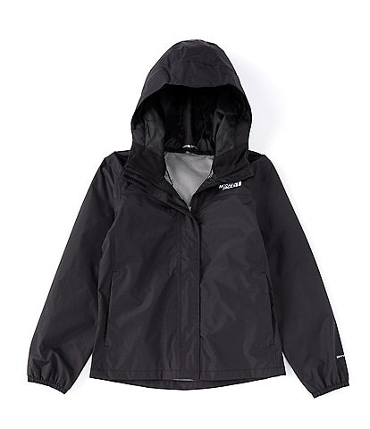 The North Face Little/Big Girls 5-18 Resolve Reflective Rain Jacket