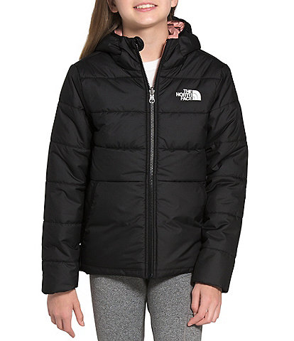The North Face Little/Big Girls 5-18 Reversible Perrito Jacket