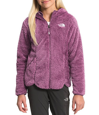 The North Face Little/Big Girls 5-18 Suave Oso Hooded Full Zip Jacket