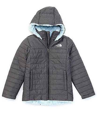 The North Face Little/Big Girls 5-20 Mossbud Swirl Parka Jacket