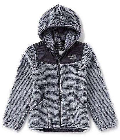 The North Face Little/Big Girls 5-20 Stripe Oso Hoodie Jacket