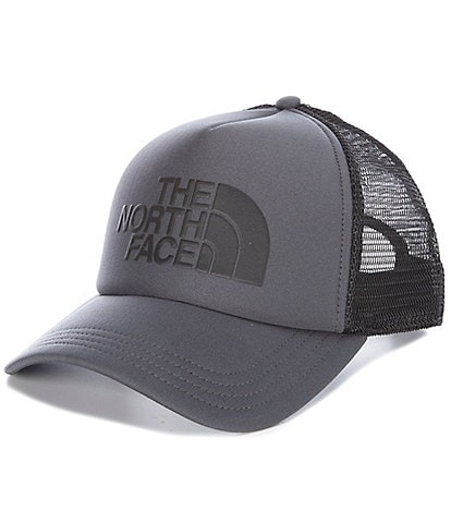 The North Face Logo Puff Trucker Hat