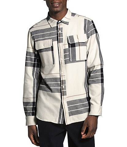 The North Face Long-Sleeve Arroyo Flannel Shirt
