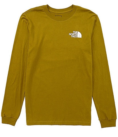The North Face Long-Sleeve Box NSE T-Shirt