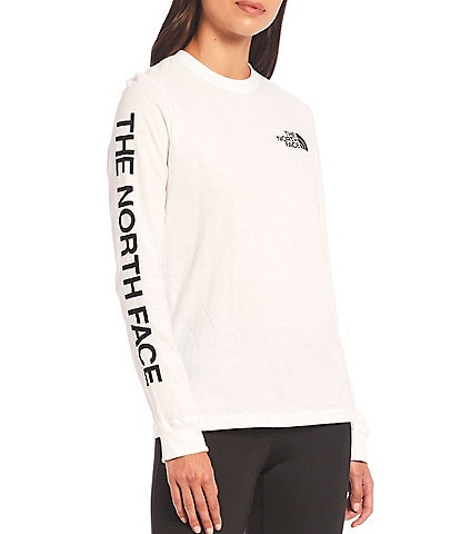 The North Face Long Sleeve Brand Proud Tee