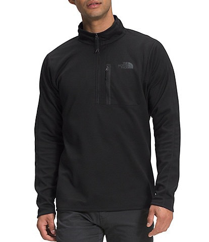 The North Face Long-Sleeve Canyonlands Zip Pullover