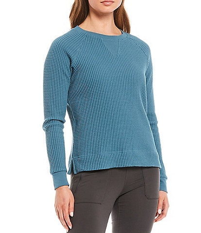 The North Face Long Sleeve Chabot Crew Neck Top