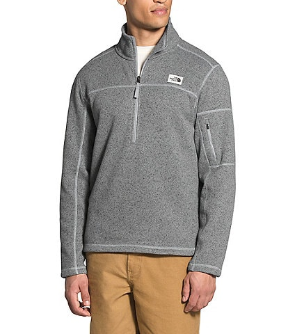 The North Face Long-Sleeve Gordon Lyons Zip Fleece Pullover