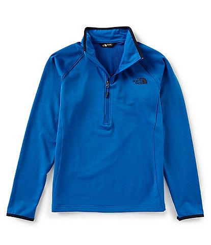 The North Face Long-Sleeve Quarter Zip Borod Pullover