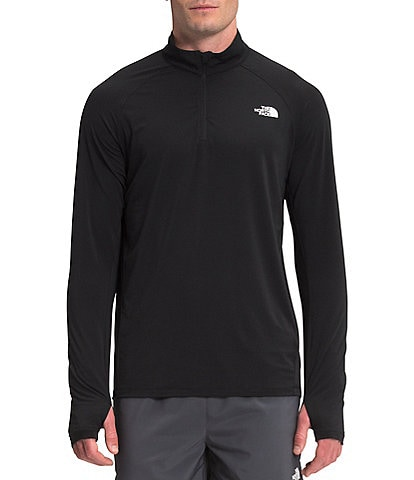 The North Face M Wander 1/4-Zip Tee
