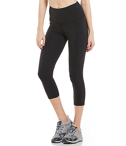 The North Face Motivation High-Rise Pocket Crop Leggings