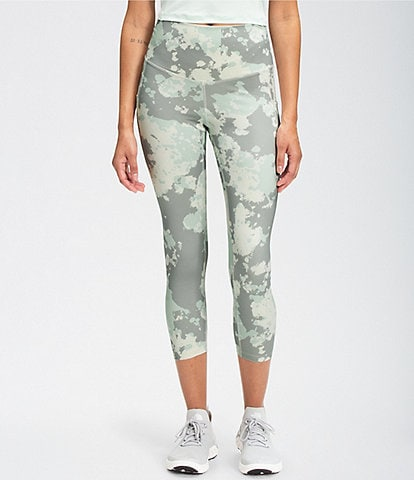 The North Face Motivation High Rise Pocket Cropped Legging