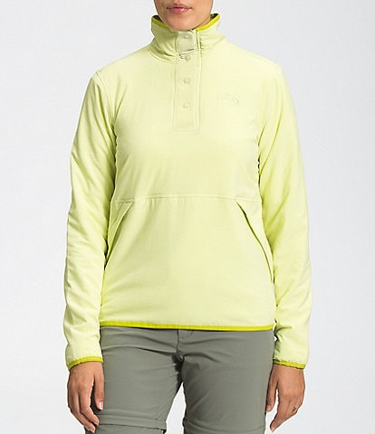 The North Face Mountain Sweatshirt Long Sleeve Stand Collar Pullover 3.0