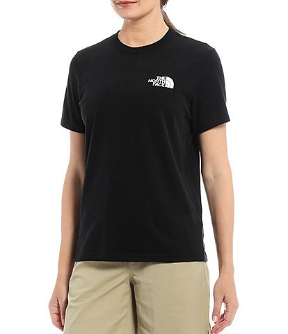 The North Face Never Stop Exploring Short Sleeve Box Tee
