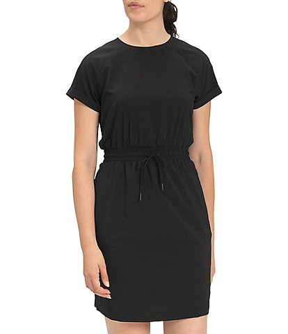 The North Face Never Stop Wearing Crew Neck Short Sleeve Dress