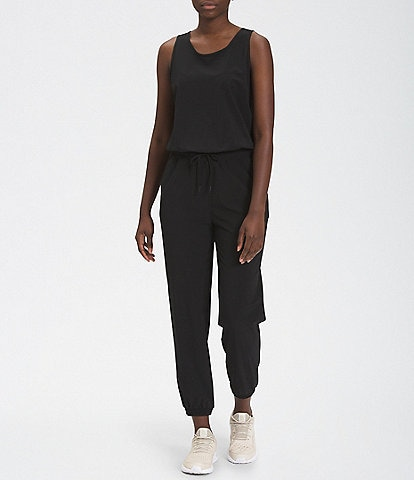 The North Face Never Stop Wearing Jewel Neck Sleeveless Jumpsuit