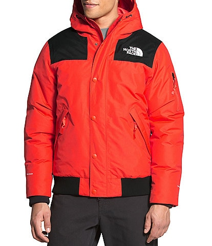 The North Face Newington Long-Sleeve Color Block Hooded Jacket